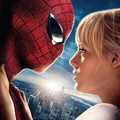 Spider-Man and Gwen poster