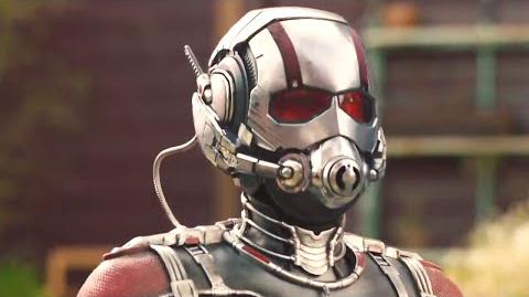 ANT-MAN Movie Clip 13 (2015) Paul Rudd Marvel Superhero Movie HD