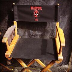 Ed Skrein's 'Ajax' chair