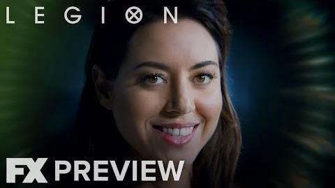 Legion Season 2 Amorphous Preview FX