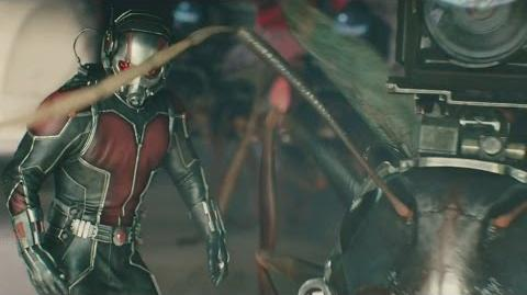 ANT-MAN - TV Spot 'Insane' (2015) Paul Rudd Marvel Movie 720p