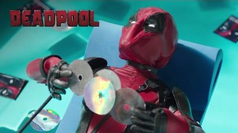 Deadpool Adult Swim Spot ft