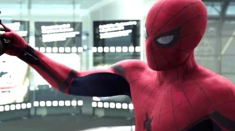 CAPTAIN AMERICA CIVIL WAR TV Spot - New Spider-Man Footage (2016) Marvel 1080p HD