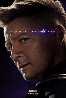 Endgame Character Posters 30