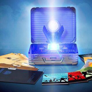 Marvel Cinematic Universe: Phase One - Avengers Assembled.