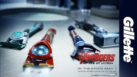 Aftermath Gillette Rebuilt With Avengers-Inspired Technology