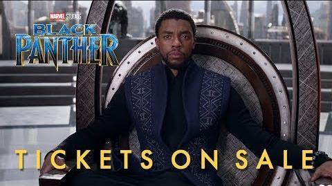 Marvel Studios' Black Panther - Rise TV Spot