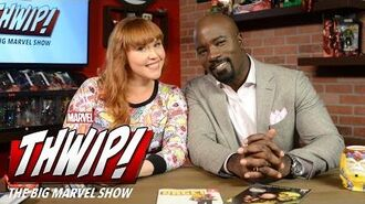 Mike Colter joins us on THWIP! The Big Marvel Show!