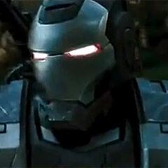 The War Machine Armor.
