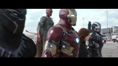 Captain America Civil War TV Spot 7 HD - Brother vs Brother