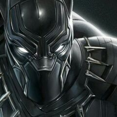 Concept art of Black Panther