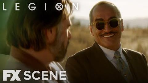 Legion Season 2 Ep. 5 Find The Weakness Scene FX