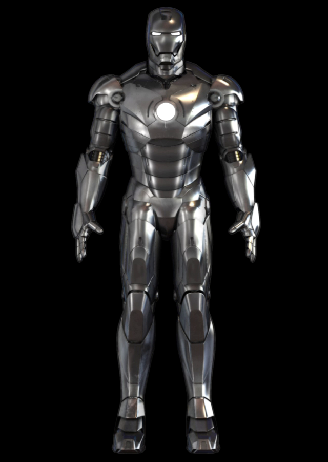 Iron Man armor (Mark II)   Marvel Movies   FANDOM powered ...