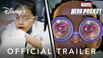 Marvel's Hero Project Official Trailer Disney+ Streaming November 12