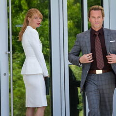 Pepper and Aldrich Killian.