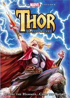 Thor Tales of Asgard DVD cover