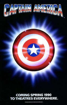 Captain America (1990) poster