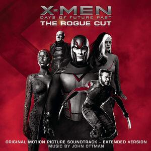 X-Men Days of Future Past - The Rogue Cut soundtrack