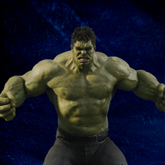 Promotional Russian Poster featuring Hulk.
