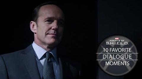 10 Favorite Dialogue Moments - Marvel's Agents of S.H.I.E.L.D