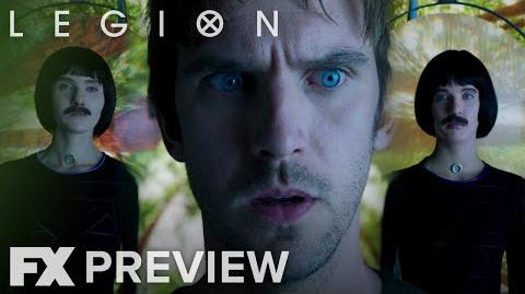 Legion Season 2 My Man Preview FX