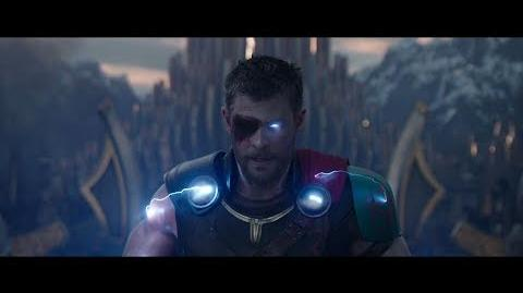 Thor - Fight Moves Compilation (Ragnarok Included) HD-0