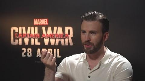 Captain America Chris Evans spills on the one question he dislikes to be asked.