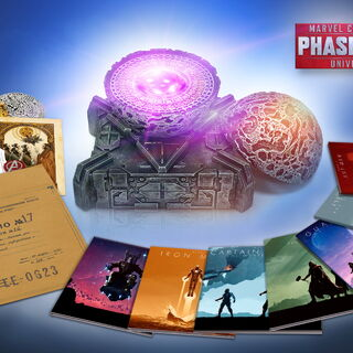Marvel Cinematic Universe: Phase Two.