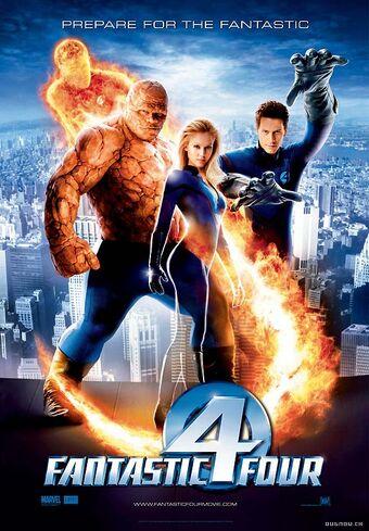 Fantastic Four 2005 Marvel Movies Fandom