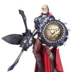 Shield Bash Odin