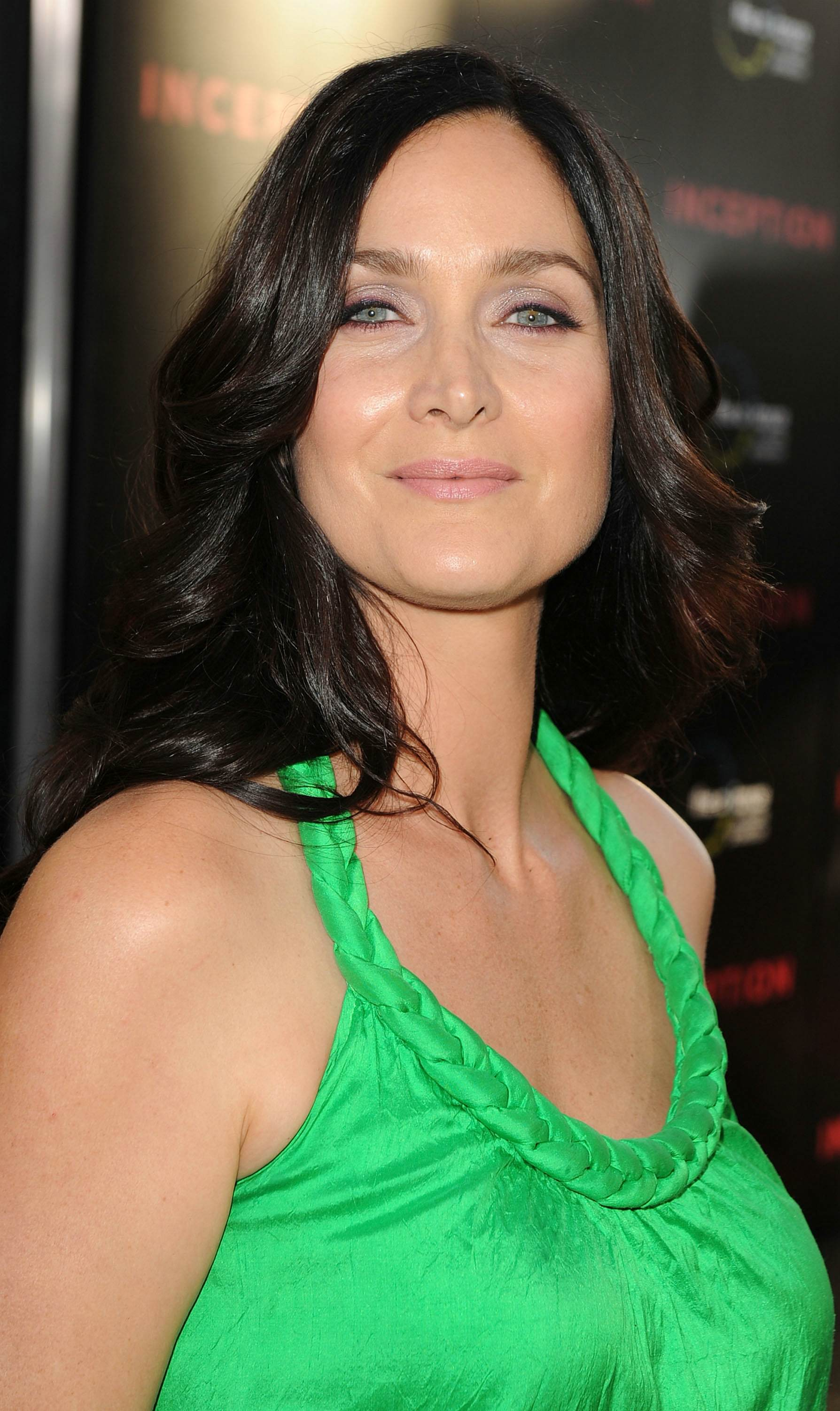 Carrie Anne Moss Marvel Movies Fandom Powered By Wikia
