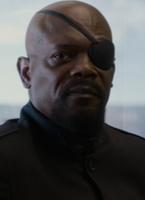 Nick Fury CATWS
