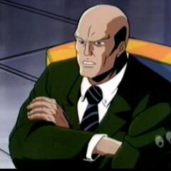 Professor X during the Proteus incident.