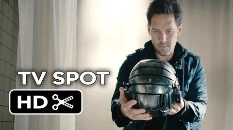 Ant-Man TV SPOT - No Limits (2015) - Paul Rudd Marvel Movie HD