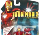 Iron Man 2 action figures