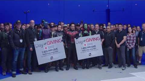Marvel Studios Day of Giving