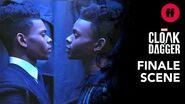 Marvel's Cloak & Dagger Season 2 Finale Tandy & Tyrone Face Their Worst Fears Freeform