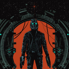 Mondo - Star-Lord poster