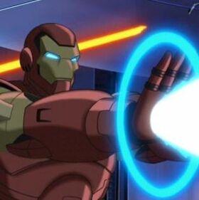 UA Iron Man thumb