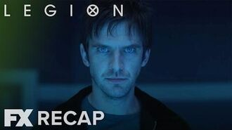 Legion Season 1-2 Recap The Hero is the Villain FX