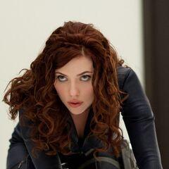 Scarlett Johansson as  Natasha Romanoff/Black Widow.