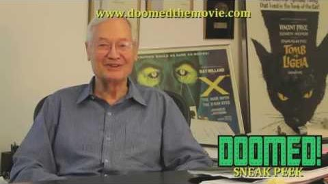 *SNEAK PEEK* DOOMED! The Untold Story of Roger Corman's THE FANTASTIC FOUR