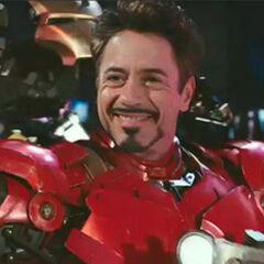 Tony at the Stark Expo