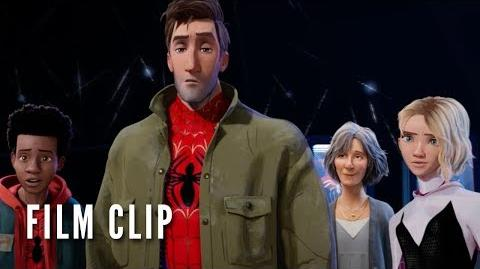 SPIDER-MAN INTO THE SPIDER-VERSE Clip - Other Spider People