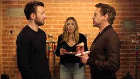 "'CAPTAIN AMERICA CIVIL WAR' Promo - ""The Last Donut"""