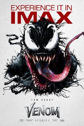 Venom IMAX Poster