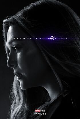 Endgame Character Posters 08