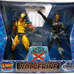 X-Men Classics: Evolution of Wolverine