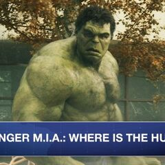 "In the wake of the Battle of Sokovia, many international governments are asking ""Where is the #Hulk?"" #WHIH"