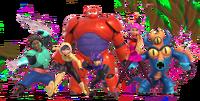 Big Hero 6 (team)